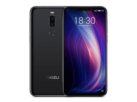 Meizu X8 6/128GB Black (Международная версия)