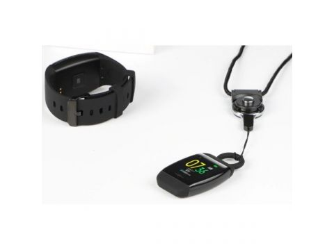 Фитнес часы Smart Life HP-P1 Black