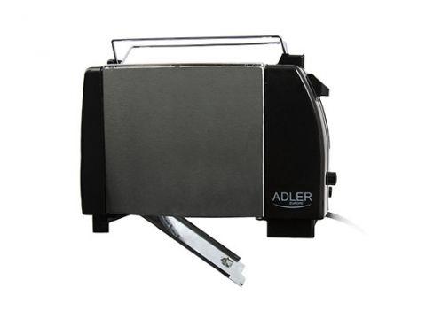 Тостер Adler AD 35 Черный (5907468860359)