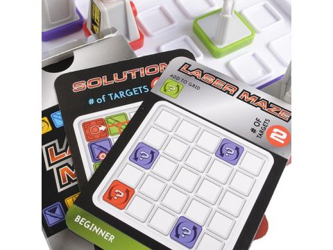 Игра-головоломка Thinkfun Лазерный лабиринт (1014-WLD)