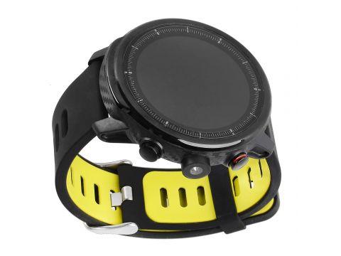Умные часы Blaze Light со спортивными режимами и влагозащитой Черно-желтый (swblligblgr)