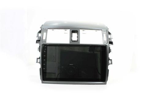 Штатная автомобильная магнитола 9 Toyota Corolla WiFi GPS 4 ядра 1 16 памяти Android 8.1 (3607-10468)