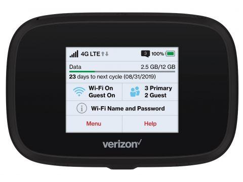 4G/3G WiFi роутер Novatel 7730L Черный (256134)