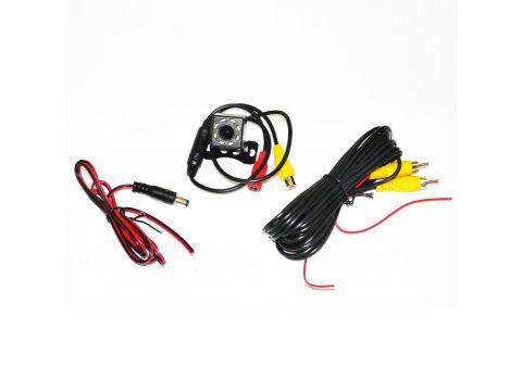 Камера заднего вида с подсветкой и динамической разметкой Noisy 102 Black (3sm_917397026)
