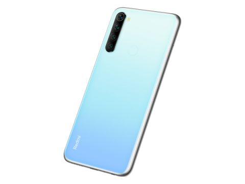 Xiaomi Redmi Note 8 3/32GB White Global (XTD00193)
