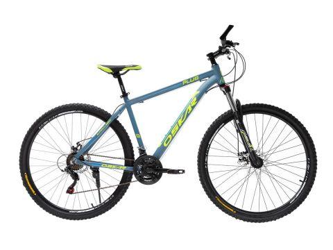 """Велосипед Oskar 26""""Plus500 Серо-синий (26-16011-gr)"""