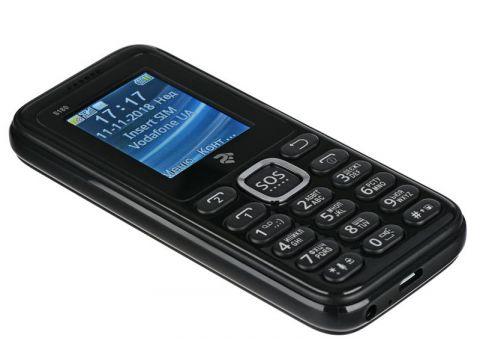 2E S180 Dual Sim Black (708744071118)