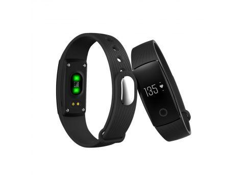 Фитнес-трекер Smart Band ID107 Черный