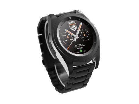 Умные часы  Smart Watch G6 Black (SWG6BL)