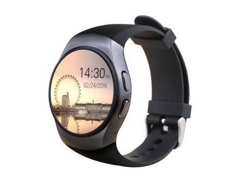 Умные часы Smart Watch KW18 Black (SWKW18BL)