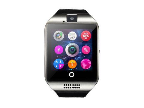 Умные часы Smart Watch Q18 Apro Silver (SWQ18S)