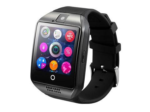 Умные часы Smart Watch Q18 Apro Black (SWQ18BL)
