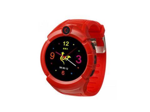 Детские умные GPS часы Q360 Red (SBWQ360R)