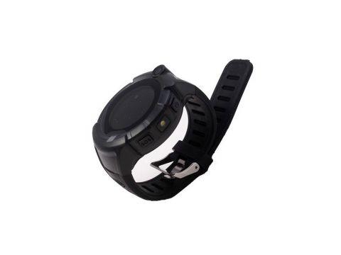 Детские умные GPS часы Q360 Black (SBWQ360BL)
