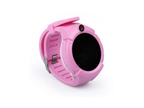Детские умные GPS часы Q360 Pink (SBWQ360P)