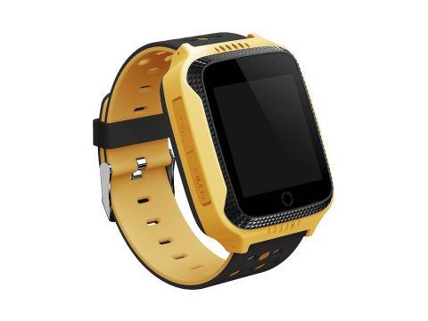 Детские умные GPS часы Q528 Yellow (SBWQ528Y)