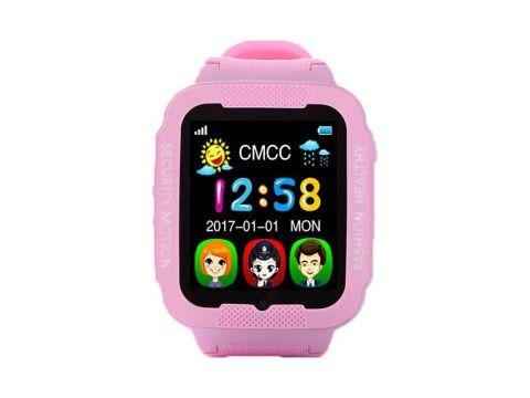 Детские умные GPS часы K3 Pink (SBWK3P)