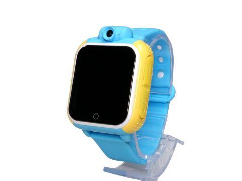 Детские умные GPS часы Q200 Blue (SBWQ200B)