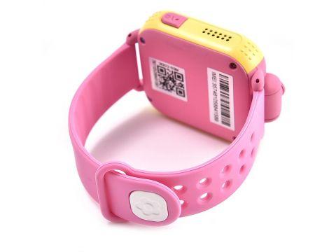 Детские умные GPS часы Q200 Pink (SBWQ200P)