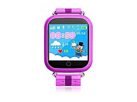 Детские умные GPS часы Q100s Pink (SBWQ100P)