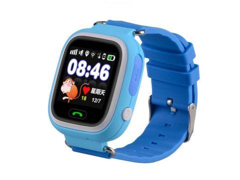 Детские умные GPS часы Q90 Blue (SBWQ90B)
