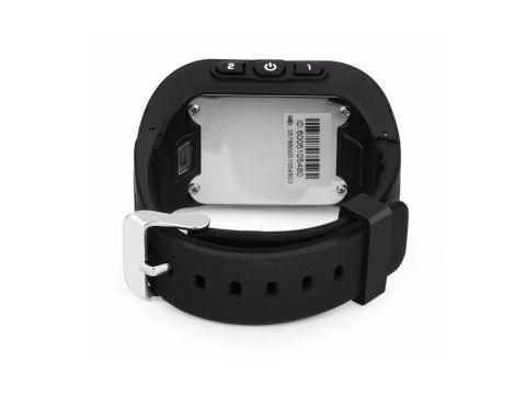Детские умные GPS часы Q50 black (SBWQ50BL)