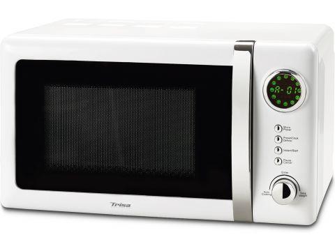 Микроволновая печь Trisa Micro Professional 7653.7012 White (4276)