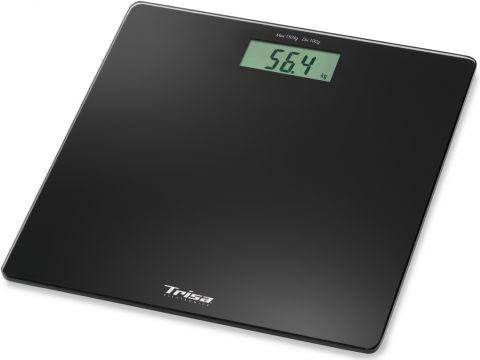 Весы напольные Trisa Perfect Weight black 1858.4200 (4151)