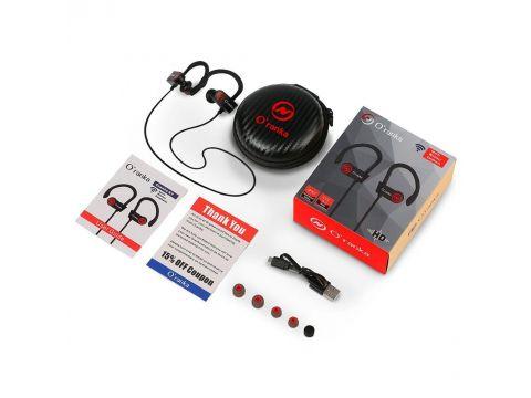 Bluetooth  наушники O'ranka K7 110 mAh Черные (SUN0208)