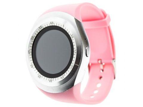 Часы Smart Watch Phone Y1 Pink (14155)