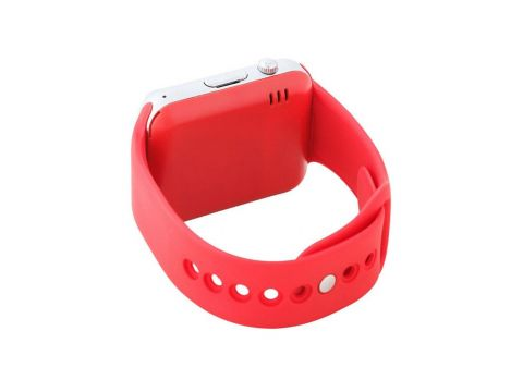 Часы Smart Watch Phone A1 Red (13339)