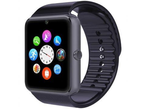 Часы Smart Watch Phone GT08 Black (11790)