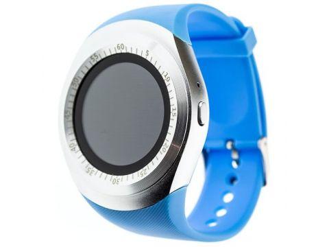 Часы Smart Watch Phone Y1 Blue (14156)