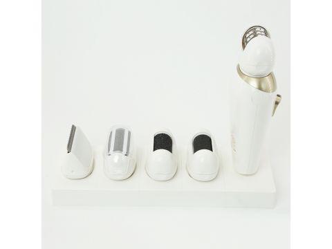 Эпилятор Gemei GM 7005 Professional 5в1 Белый (1009003N)