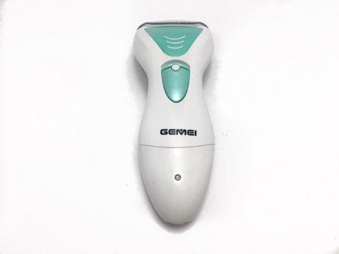 Эпилятор Gemei GM 7006 4 в 1 Белый с бирюзовым (100020)