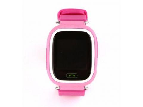 Детские часы с GPS Smart Baby Watch Q90-PLUS Розовые