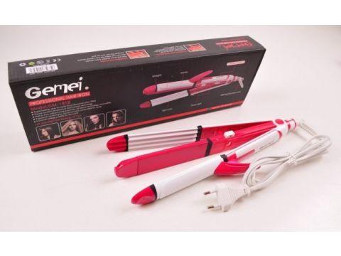 Стайлер 3в1 для волос Gemei GM-2921 (in-02)