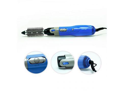 Фен для волос 10 в 1 Gemei GM-4833 Blue (in-08)