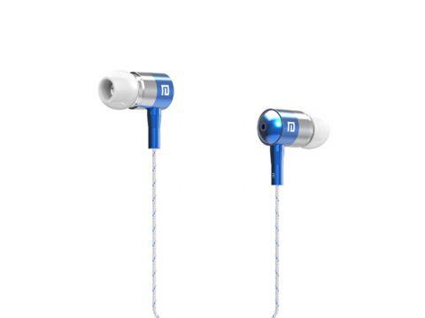 Наушники с микрофоном Langsdom I-1 Blue (1840-6002)