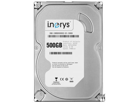 Жесткий диск i.norys 500GB 5900 rpm 8MB (1043-7166)