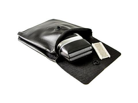 Электробритва Schtaiger для бритья щетины и баков Черная (11770)