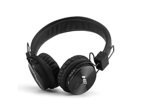 Беспроводные Bluetooth наушники с MP3 плеером NIA-X2 Черные (45780)
