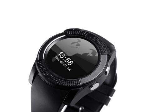 Смарт-часы Smart Watch V8 Чёрные (45129)