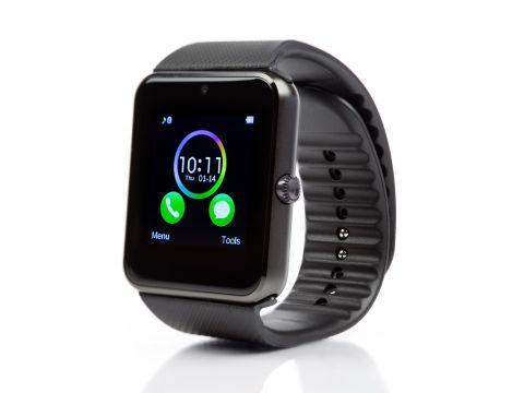 Смарт-часы Smart Watch GT08 Чёрные (45215)