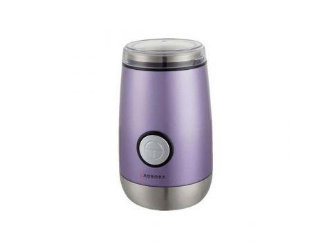 Кофемолка AURORA AU-3442 Фиолетовый