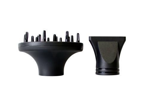 Профессиональный фен Promotec Черный (2041)