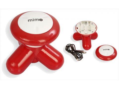 Вибромассажер USB электронный массажер XY3199 Красный (200520)