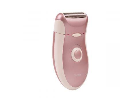 Эпилятор Brown BR-2068 с бритвенной насадкой Розовый (hub_np2_1619)