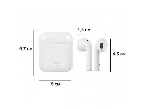 Наушники Bluetooth HBQ IFans pro с боксом для зарядки (ml-8)