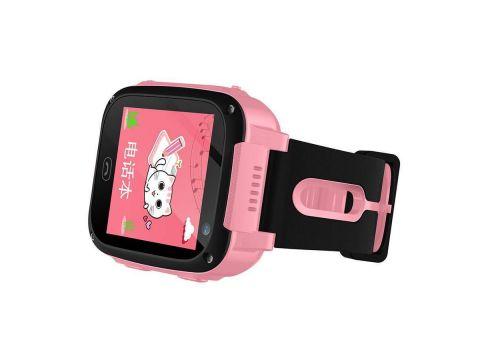 Детские смарт-часы UWatch F2 с GPS Pink (ml-11)
